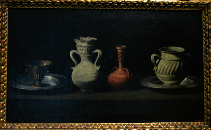 Zurbaran, nature morte